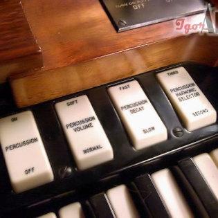 Hammond C3 – Leslie 22R