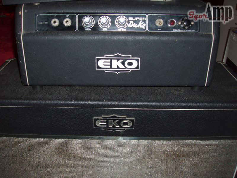Schemi Elettrici Amplificatori Audio Con N : Eko super duke igoramp sounds good