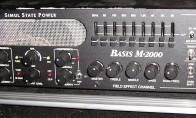 MesaBoogie Basis M-2000