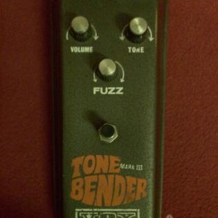 Vox Tone Bender Mark III