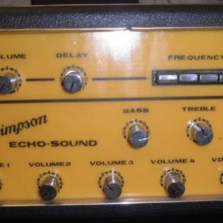 Simpson AX60 Echo Italia