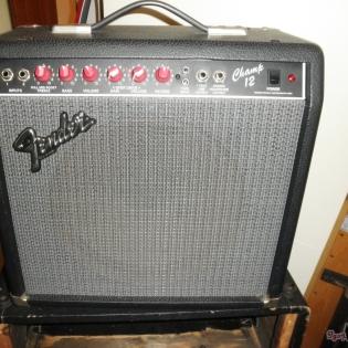 Fender Champ 12w