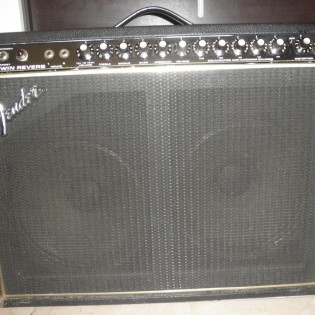 Fender Super Twin Reverb 77′