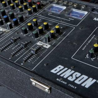 Binson Mixer MS. 10