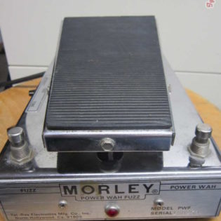Morley Power Wah Fuzz