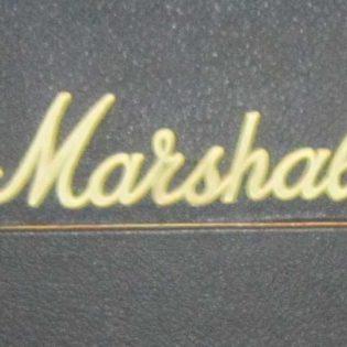 Mashall Amp Dateing