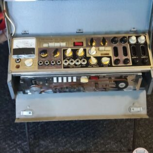 Meazzi Factotum All Transistor