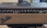 Fender dual Showman AMP